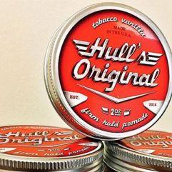 Afbeeldingsresultaat voor Hull's original pomade