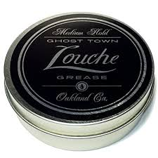 Amazon.com : Ghost Town Pomade Co Louche Grease 3.5oz : Beauty